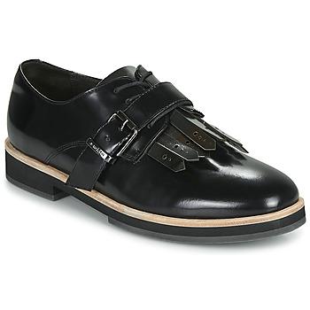 Cipők Női Oxford cipők JB Martin BALIDAY Fekete
