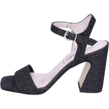 Cipők Női Szandálok / Saruk Olga Rubini BJ413 Fekete
