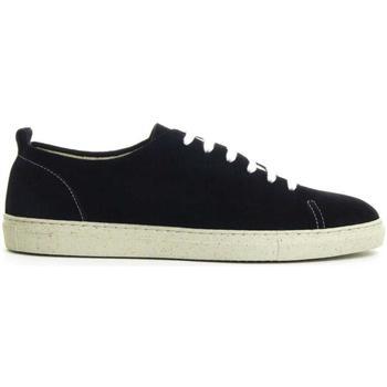 Cipők Férfi Rövid szárú edzőcipők Montevita 69363 NAVY