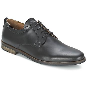 Shoes Férfi Oxford cipők Schmoove DIRTYDANDY STATION Fekete