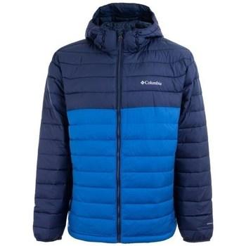 Ruhák Férfi Steppelt kabátok Columbia A Powder Lite Hooded Jacket