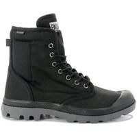 Cipők Női Magas szárú edzőcipők Palladium Manufacture Pampa Solid Ranger Szürke
