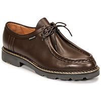 Cipők Férfi Oxford cipők Pellet Macho Barna