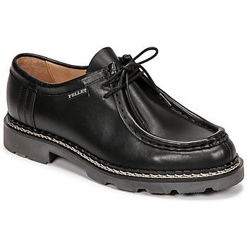 Cipők Férfi Oxford cipők Pellet Macho Fekete