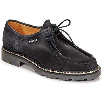 Cipők Férfi Oxford cipők Pellet Macho Kék