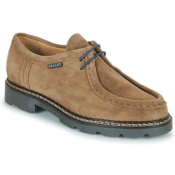 Cipők Férfi Oxford cipők Pellet Macho Bézs