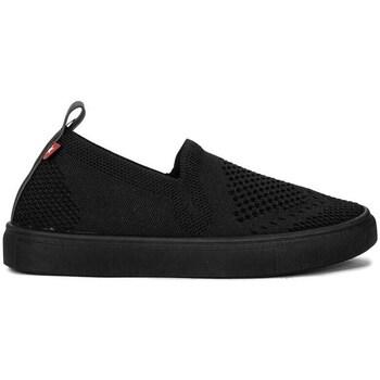 Cipők Lány Belebújós cipők Big Star HH374107 Fekete