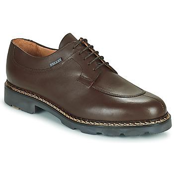 Cipők Férfi Oxford cipők & Bokacipők Pellet Montario Barna