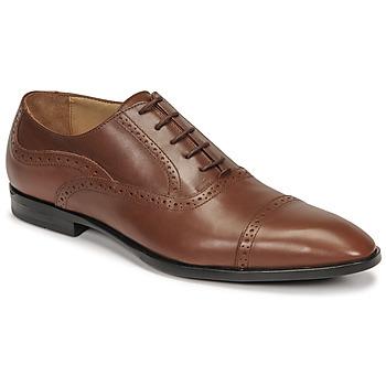 Cipők Férfi Oxford cipők & Bokacipők Pellet ALEX Barna