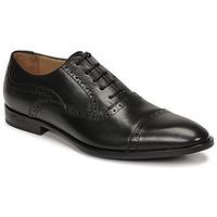 Cipők Férfi Oxford cipők & Bokacipők Pellet ALEX Fekete