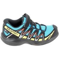 Cipők Rövid szárú edzőcipők Salomon Xa Pro 3D CSWP C Bleu Noir Kék