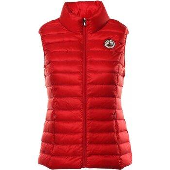 Ruhák Női Steppelt kabátok JOTT SEDA Piros