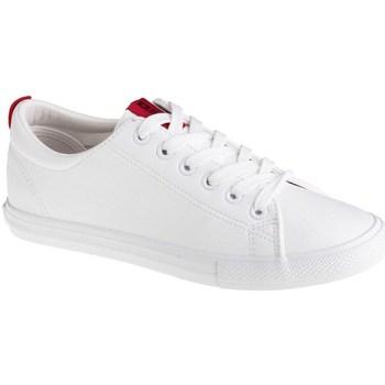 Cipők Női Rövid szárú edzőcipők Big Star DD274685 Fehér