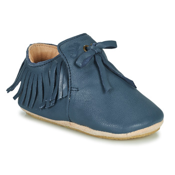 Cipők Gyerek Mamuszok Easy Peasy MEXIBLU Kék
