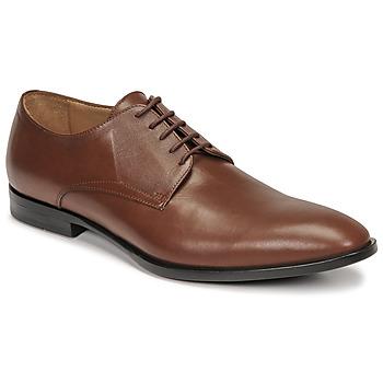 Cipők Férfi Oxford cipők & Bokacipők Pellet Alibi Barna