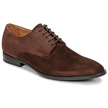 Cipők Fiú Oxford cipők & Bokacipők Pellet Alibi Barna
