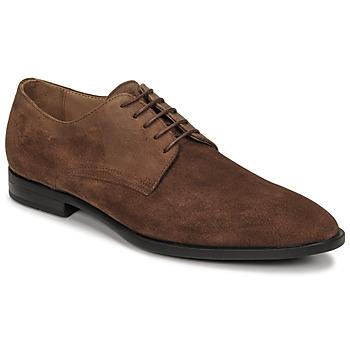 Cipők Férfi Oxford cipők & Bokacipők Pellet Alibi Bézs