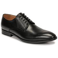 Cipők Férfi Oxford cipők & Bokacipők Pellet Alibi Fekete