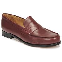 Cipők Férfi Mokkaszínek Pellet Colbert Piros