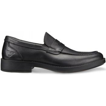 Cipők Férfi Mokkaszínek Docksteps DSM101601 Fekete