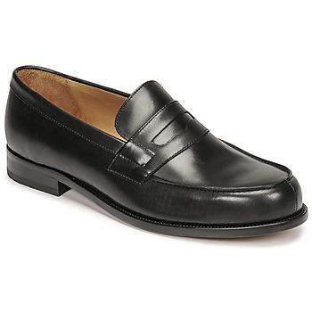 Cipők Férfi Mokkaszínek Pellet Colbert Fekete
