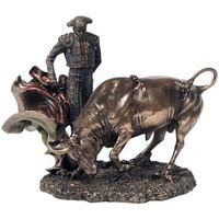Otthon Szobrok, figurák Signes Grimalt Torreádor Plateado