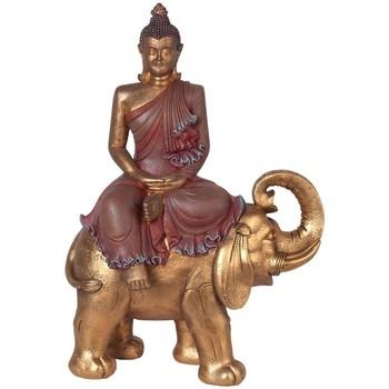 Otthon Szobrok, figurák Signes Grimalt Buddha Elefánt Dorado