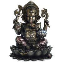 Otthon Szobrok, figurák Signes Grimalt Ganesha Gris