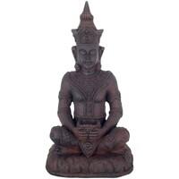 Otthon Szobrok, figurák Signes Grimalt Buddha Marrón