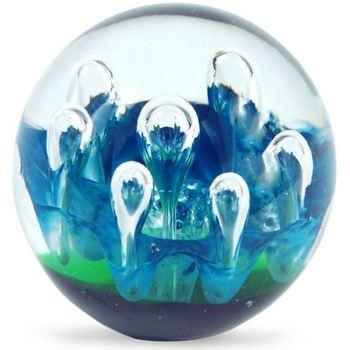 Otthon Szobrok, figurák Signes Grimalt Paperweight Bubbles Azul