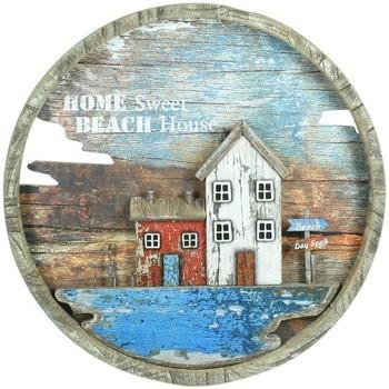 Otthon Képek, vásznak Signes Grimalt Kerek Ház Képe Azul