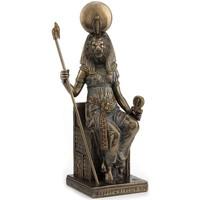 Otthon Szobrok, figurák Signes Grimalt Sekhmet Dorado