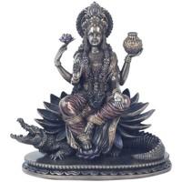 Otthon Szobrok, figurák Signes Grimalt Hindu Istennő-Ganga Gris