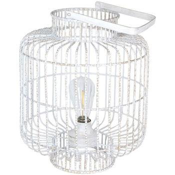 Otthon Lámpások Signes Grimalt Lámpa Led -Es Fénnyel Blanco