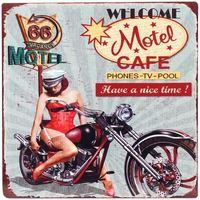 Otthon Poszterek, plakátok Signes Grimalt Fali Lemez Multicolor
