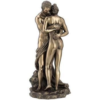 Otthon Szobrok, figurák Signes Grimalt Lovers Bronze Finish Marrón