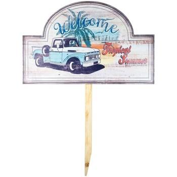 Otthon Képek, vásznak Signes Grimalt Adorno Surf Multicolor