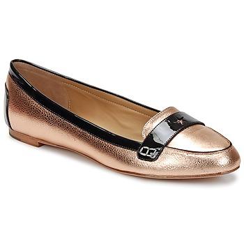 Cipők Női Mokkaszínek C.Petula STARLOAFER Rózsaszín