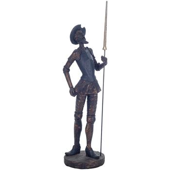 Otthon Szobrok, figurák Signes Grimalt Don Quijote Állva Dorado
