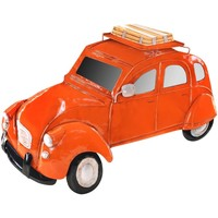 Otthon Szobrok, figurák Signes Grimalt Narancssárga Fali Autók Naranja