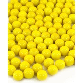 Otthon Ünnepi dekorációk Signes Grimalt Balls Beállított 100 Egység Amarillo