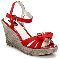 Shoes Női Szandálok / Saruk C.Petula SUMMER Piros