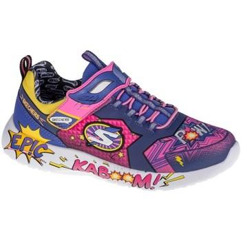 Cipők Gyerek Rövid szárú edzőcipők Skechers Dynamight