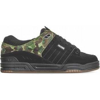 Cipők Férfi Deszkás cipők Globe Fusion Fekete