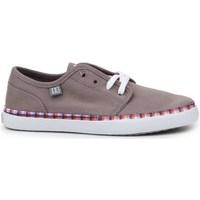 Cipők Női Rövid szárú edzőcipők DC Shoes Studio Ltz Bézs