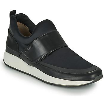 Cipők Női Rövid szárú edzőcipők JB Martin GADEN Fekete