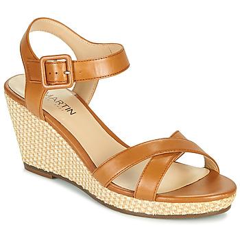 Cipők Női Szandálok / Saruk JB Martin QUERIDA Gyarmati