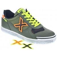 Cipők Gyerek Rövid szárú edzőcipők Munich G-3 SWITCH 130 1511130 Zöld