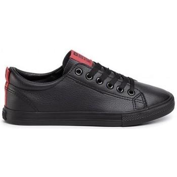 Cipők Női Rövid szárú edzőcipők Big Star DD274687 Fekete