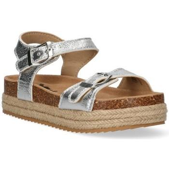 Cipők Lány Szandálok / Saruk Xti 55813 Ezüst